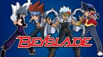 Beyblade Characters