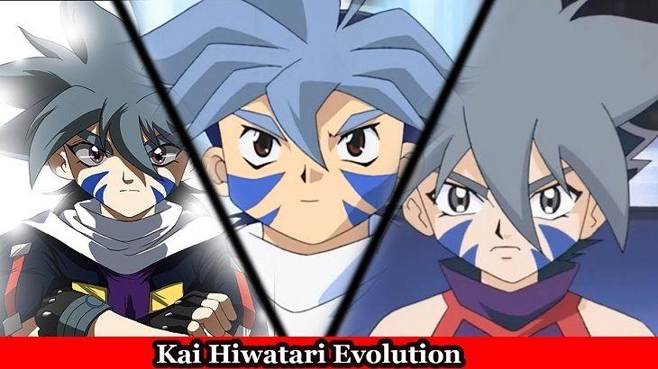Kai Hiwatari