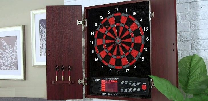 10 Best Dart Board Cabinet 2020 Reviews Buying Guide Prbg