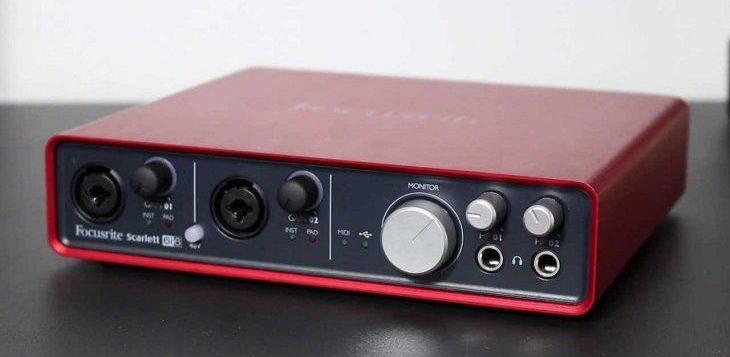Best Audio Interface Under 500