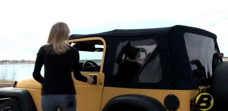 Jeep Hardtop vs Softtop