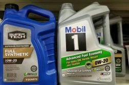 Best 0W-20 Synthetic Oil