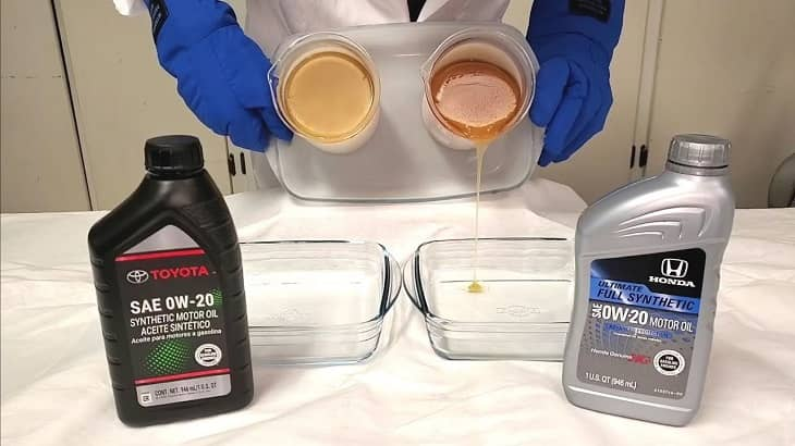 Guide 0W-20 Synthetic