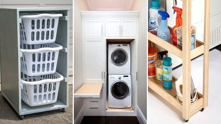 Very Small Laundry Room Ideas